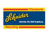 Schnider Transporte und Recycling