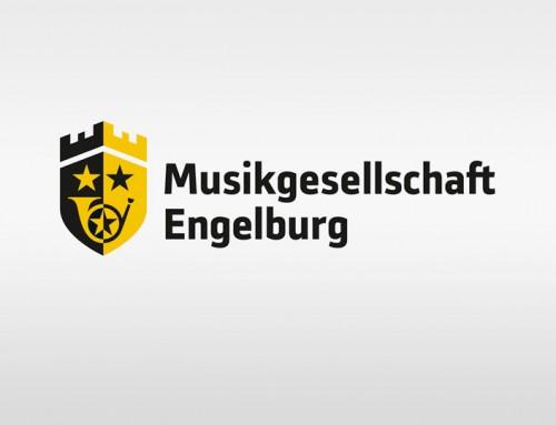 Logo und Drucksachen für die Musikgesellschaft Engelburg