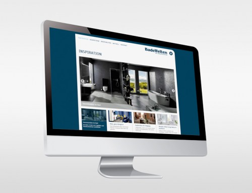 Neue Webseiten für Bade- und KlimaWelten