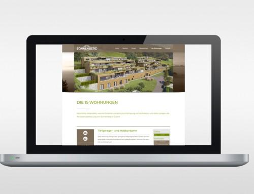 Sonnenberg Zuzwil Webseite