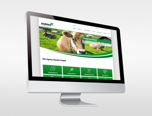 Agrina Handel Website